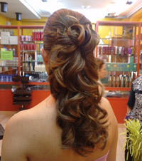 Promociones de la peluquería