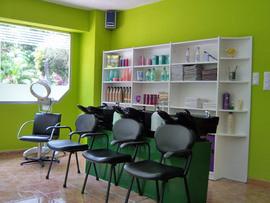 peluquería en Madrid